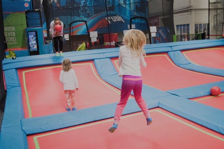 rush trampoliini kokemuksia