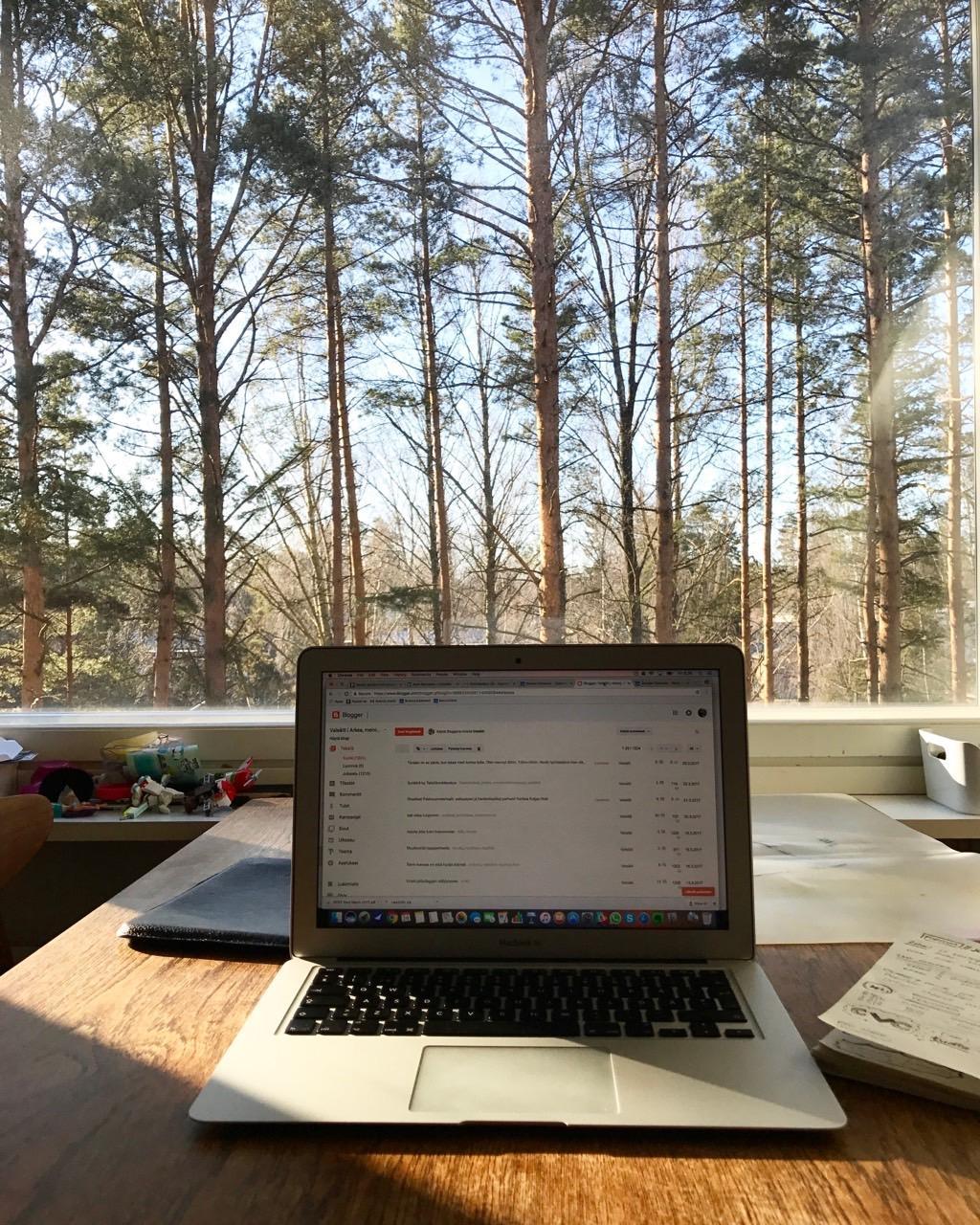 vinkkejä blogin perustamiseen