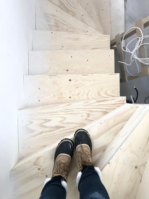 puuportaat puiset portaat