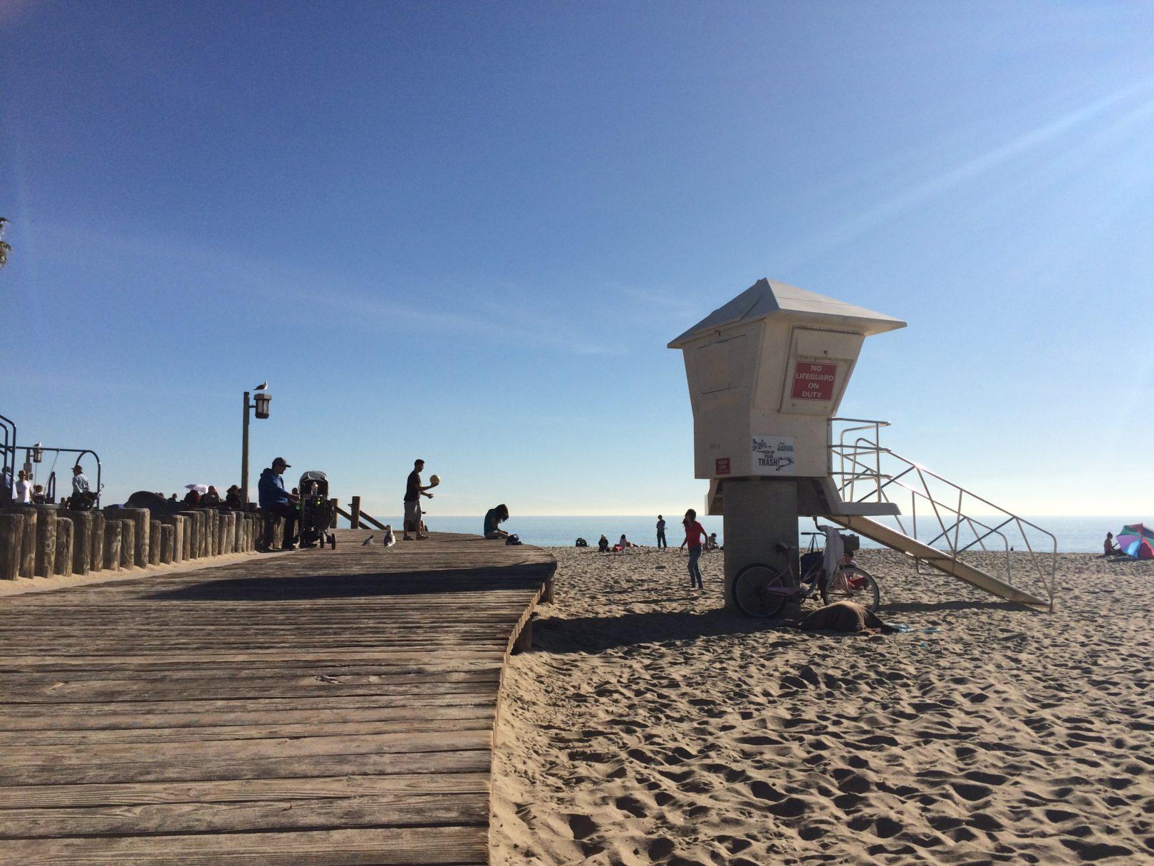 Mitä ne tarkoittavat koukku ylös Laguna Beach